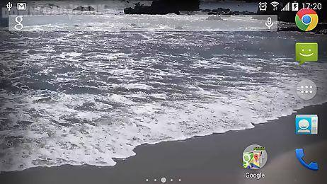 beach real live wallpaper