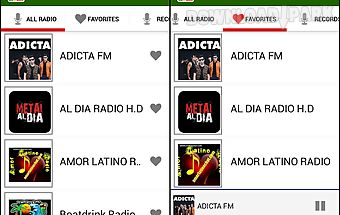 Mexican radio : live recording