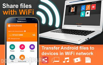 Wifi file share free