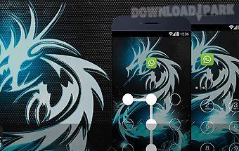 Applock theme - dragon legend