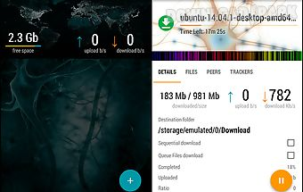 Atorrent - torrent downloader