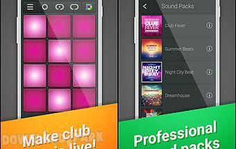 Drum pad machine - make beats Android App free download in Apk