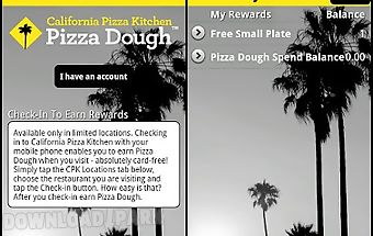 Cpk pizza dough