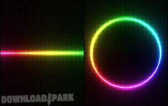 Spectrum beam