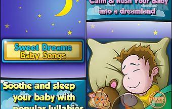 Sweet dreams - baby songs free