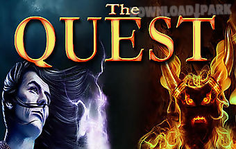 The quest: islands of ice and fi..