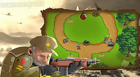 tower defense: clash of ww2