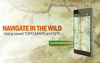 Backcountry navigator topo gps s..