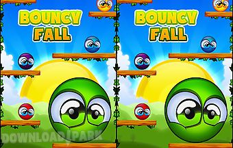 Bouncy fall gold