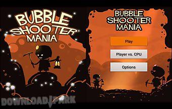 Bubble shooter mania free