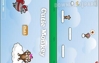 Cutie monkey hd 2way