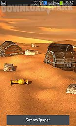 desert treasure
