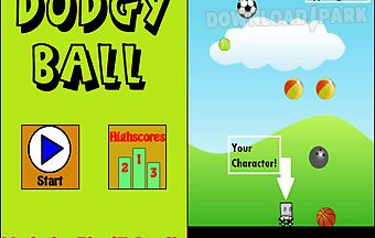 Dodgy ball