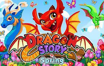 Dragon story: spring