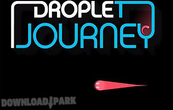 Droplet journey
