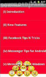 facebook messenger tips n tricks
