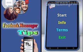 Facebook messenger tips n tricks
