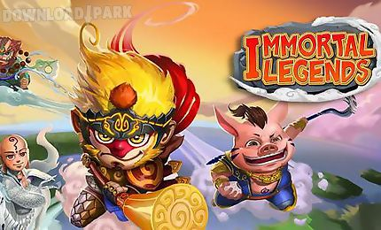 immortal legends td