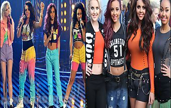 Little mix easy puzzle