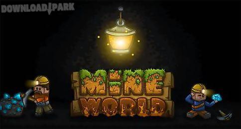 mine world