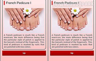 Pedicure guide
