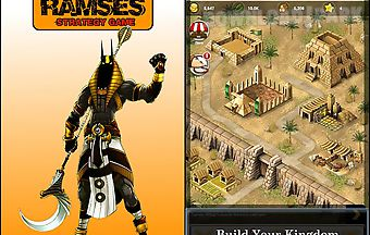 Ramses: strategy game