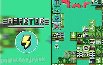 Reactor: energy sector tycoon