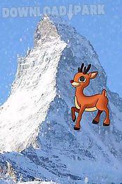 reindeer live wallpaper