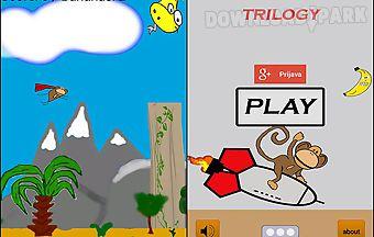 Rocket monkey trilogy