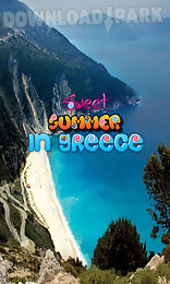 sweet candy summer in greece casual action