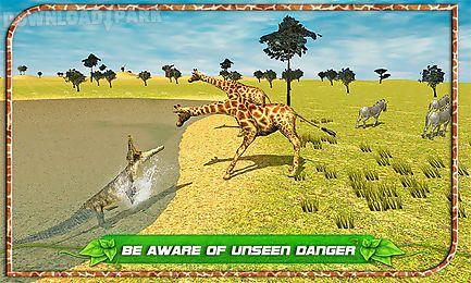 Spiele Giraffe