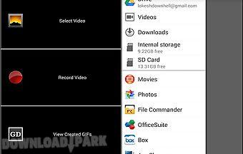 Video 2 gif converter