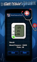 blood pressure prank