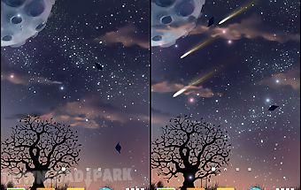 Moon night live wallpaper