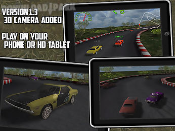 muscle car: multiplayer racing