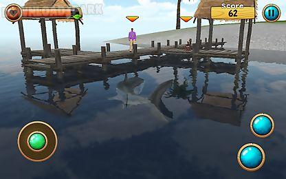 real shark simulator 3d