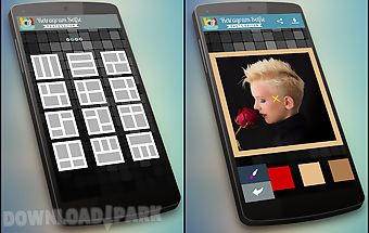 Retragram selfie photo editor