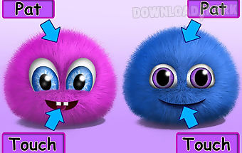 Talking fluffy balls