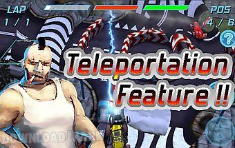 Teleportation race