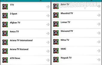 Tv sat info afghanistan