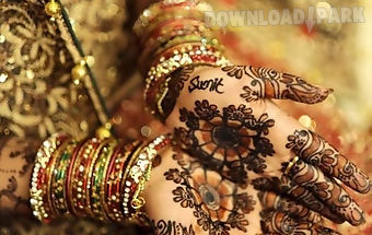 Unique mehndi designs 2016
