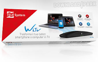 Wi.tv for tablet