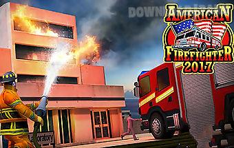American firefighter 2017