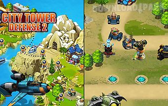 City tower defense final war 2