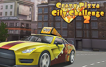 Crazy pizza city challenge 2