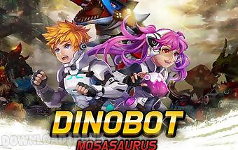 Dinobot: mosasaurus