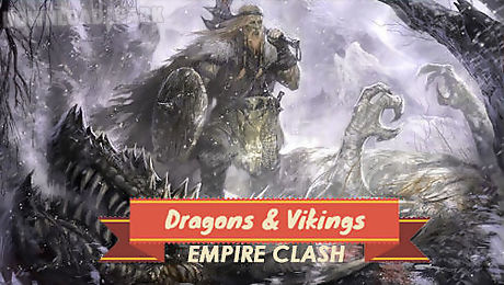 dragons and vikings: empire clash