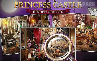 Hidden object: princess castle