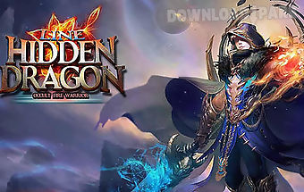 Line. hidden dragon: occult fire..