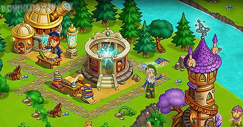 magic country: fairytale city farm